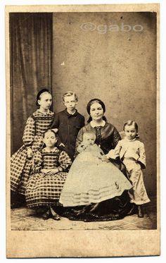 photographer: J. Peterek - Troppau/Opava Czech Republic 1860s