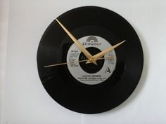"""Cathy dennis- touch me    7""""  vinyl record clock  £6.99"""