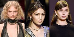 The Best Hair trends for Fall 2016 include the art of knotting and vintage treasures. Straight hair and barrel curls are no longer popular. Runway stylist for Zac Posen says he prefers different hair for every woman because they are all different. He prefers to use absolutely no irons. Hylen H