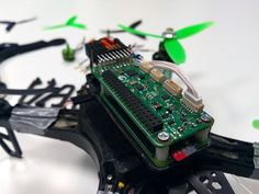 Sure, you could buy a drone from DJI. Or you could build and customize this one.
