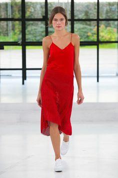 Gauchère Ready To Wear Spring Summer 2016 Paris - NOWFASHION