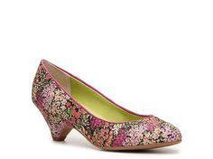 BC Footwear In the Winners Circle Floral Pump Women's Pumps & Heels All Women's Clearance Clearance - DSW