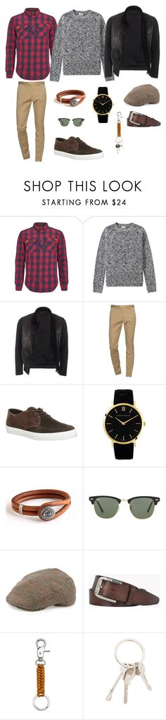 """Untitled #5"" by emirdelic ❤ liked on Polyvore featuring Superdry, Acne Studios, Gucci, Dsquared2, Lacoste, Larsson & Jennings, Ray-Ban, Neiman Marcus, FOSSIL en Givenchy"