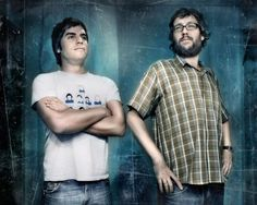 Photo by Rebeca Saray Fotografía. Ernesto Sevilla y Joaquin Reyes via fotopunto.com