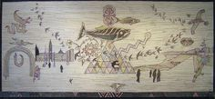 Taniko Border 4 by John Bevan Ford toi o tahuna New Zealand Art, Nz Art, Maori Art, Art For Sale Online, Art Drawings, Vintage World Maps, Doodles, Ford, Design Inspiration