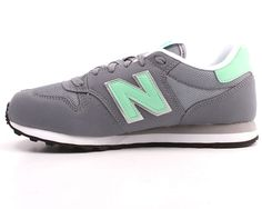new balance grises y verdes mujer