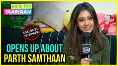 Niti Taylor OPENS UP About TROUBLE With Parth Samthaan & Kaisi Yeh Yaariaan 3 | Exclusive Interview | موفيز هوم  TellyMasala interacted exclusively with Niti Taylor for all 'Kaisi Yeh Yaariaan' fans Click on the video to get all the details about the show and her relationship with Parth Samthaan.