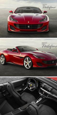 Ferrari Portofino Is A 590 HP Replacement To The California T