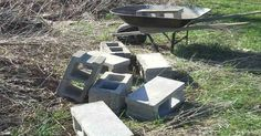 Transform Your Home With These Creative Cinder Block Upcycles via LittleThings.com