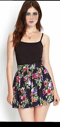 Lo Mas Bonito En Faldas Y Vestidos Circulares