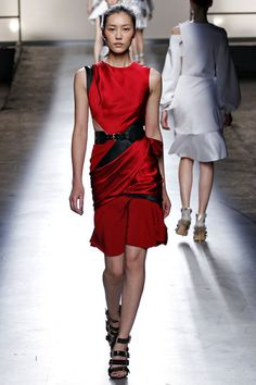 Prabal Gurung Fall 2013 Ready-to-Wear Collection Slideshow on Style.com