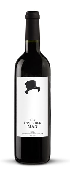 The Invisible Man (DO Rioja) #Wine #Vino #Rioja