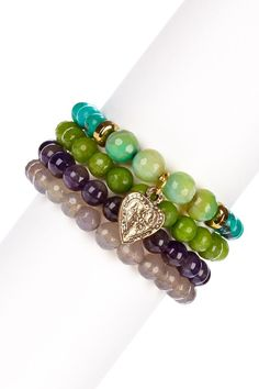 Buddha Love Bracelet Set