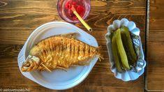 Körbeértünk, kóstoltunk és megírjuk. 12 helyen ettünk sült halat az elmúlt pár hétben, köztük sok jót és náhány kevésbé jót. Nem éttermeket kerestünk, hanem a klasszikus strandos-kifőzdés vonalon néztük meg a felhozatalt. A lista nem a minőség sorrendje, csupán a véletlen műve... Grill Pan, Grilling, Griddle Pan, Crickets