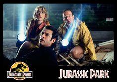 Jurassic Park card