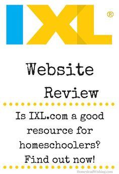 ixl website review