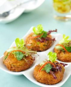 Thai Fish Cakes - D.Schmidt for About.com