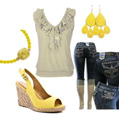 And it was all...yellow..., created by cynthialynne