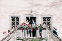 ceremony open garden church wedding destination photographer lucca