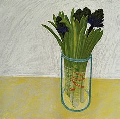 Angela A'Court creates pastels that are minimalist, modern and mesmerizing. Enjoy a gallery of her still life art from Pastel Journal. Still Life Flowers, Flower Wall, Wall Flowers, Still Life Art, Paintings I Love, Art Google, Animal Drawings, Van Gogh, Graphic Illustration