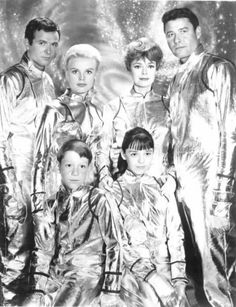 Lost in Space ~ A favorite show