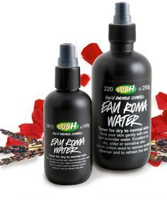 LUSH Eu Roma Water toner! Light weight, smells great! Just what I need!