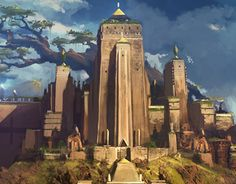 Empire State Building, New Work, Bonsai, Concept Art, Castle, Behance, Gallery, Check, Travel