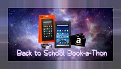 Back to School Book-a-thon Giveaway