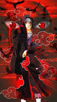 Itachi uchiha wallpaper by Ligernarlon - ec7e - Free on ZEDGE™