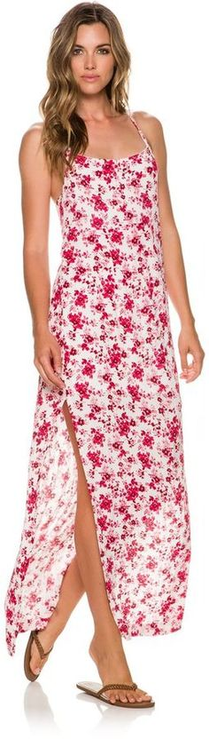 A gorgeous Summer Tides Maxi Dress that is stunning in design, color and pattern.  This will be a favorite for a long time.