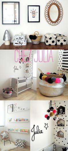 La chambre de Julia (Lait Fraise Mag)