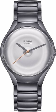 Rado True Face Limited Edition Polished Silver Dial Ceramic Case and Bracelet Men's Watch Best Watches For Men, Vintage Watches For Men, Fine Watches, Luxury Watches For Men, Rolex Watches, Wrist Watches, Rado, Expensive Jewelry, Mens Fashion Suits