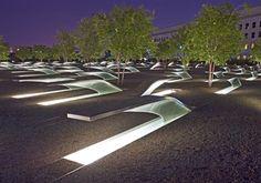 Pentagon 911 Memorial, Washington, DC