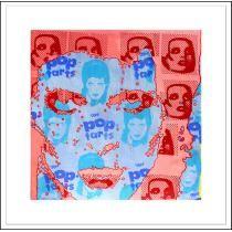 Trademark - Bowie #5 by Lazaro Amaral