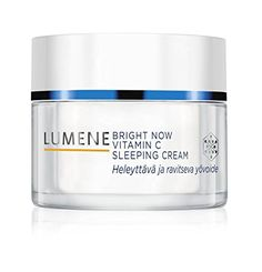 Lumene Bright Now Vitamin C Sleeping Cream -- Check this awesome product by going to the link at the image.