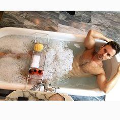 Fashion Police cohost, Celeb stylist, & Creative director of C Wonder… Brad Goreski, Vacation Is Over, Latex Men, C Wonder, Male Figure, Bath Caddy, Clean Up, Creative Director, Hot Guys