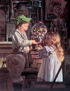 "Bob Byerley: ""Mom, Dad, I decided that I'm not a doctor, I'm an artist Silence ...."" 