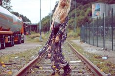 Like ive been waiting for a long time Bohemian Summer, Fashion Branding, Summer Vibes, Waiting, My Style, Hair Styles, Floral, How To Wear, Beauty