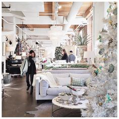 """Finalizing all the beautiful details for #HomesForTheHolidays @kidshelpphone... You MUST get tickets to see """"our"""" house this year... It's going to be STUNNING!!! Thank you @thecrossdesign @francescaalbertazzi @megsbenny @pineconecamp by jillian.harris"""