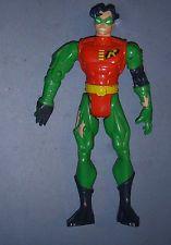 Batman Knight Force Ninjas Side Strike Robin figure kenner 1998