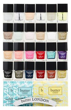 butter LONDON 'The VIP' Set - The Vip