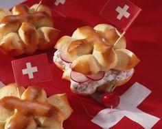 1. August Weggen 1.8. is the birthday of good old Switzerland, yeahhhh