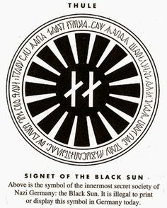 Am researching the influence of occult studies on the leadership of the third reich . 6-06-2014