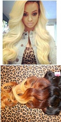 Human Hair Extensions from:$29/bundle www.poersh.com WhatsApp:+8613826430980 poersh.bennett@gm... Love Hair, Gorgeous Hair, Pretty Hair, Weave Hairstyles, Straight Hairstyles, Hair Colorful, Curly Hair Styles, Natural Hair Styles, Natural Beauty