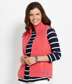 Women's Outerwear: Westerly Vest for Women - Vineyard Vines