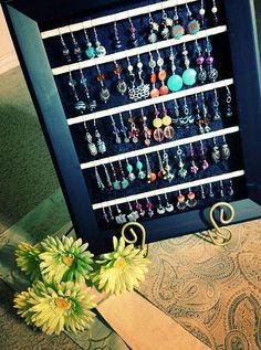 DYI Earring Holders