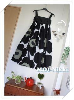 マリメッコのドレスでパーティーへ★ :: ライアンママの北欧MOI日記|yaplog!(ヤプログ!)byGMO
