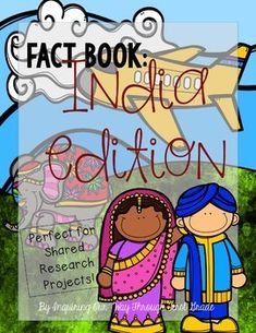 Fact Book: All About the Country of India Kindergarten Special Education, Kindergarten Worksheets, India For Kids, India Crafts, India Country, Kids Work, Chinese New Year 2020, Around The World In 80 Days, Dragon Crafts