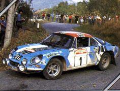 Alpine Renault, Renault Sport, Sport Cars, Race Cars, Rallye Automobile, Alpine Car, Rally Raid, Vintage Sports Cars, Courses