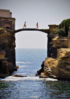 Gaiola Bridge